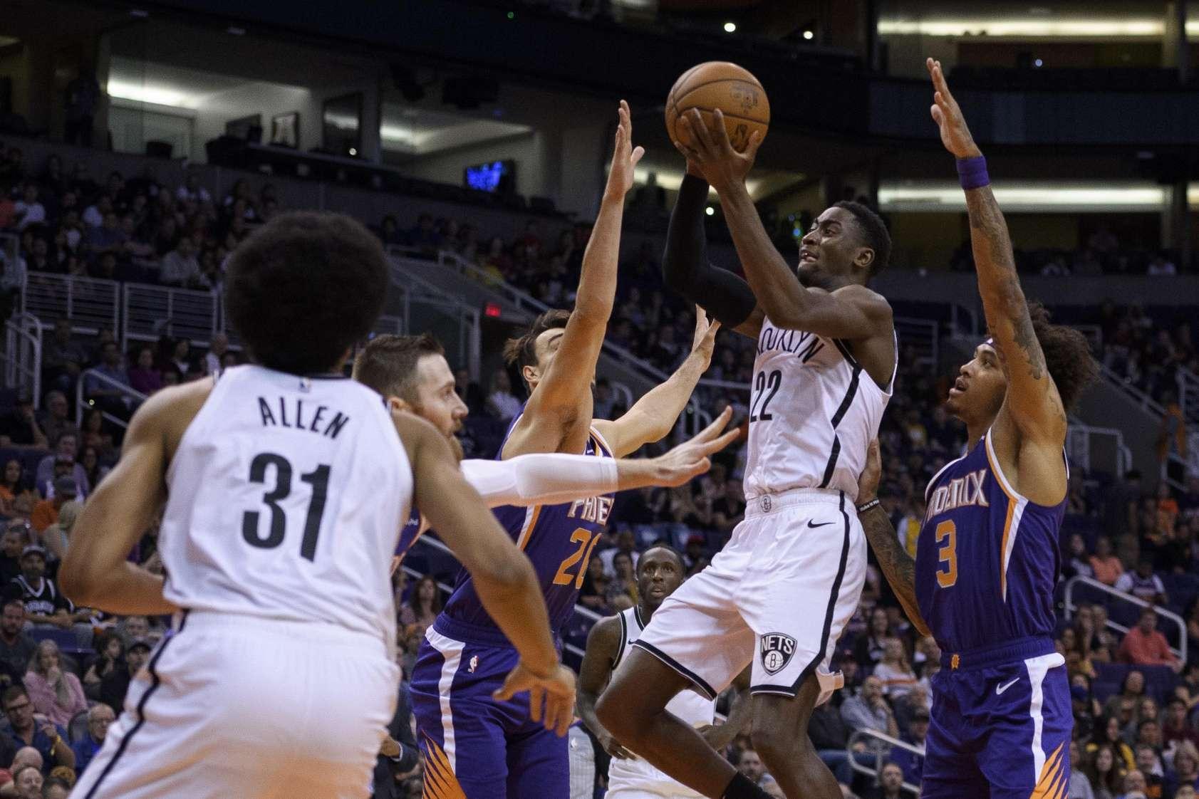 NBA Odds NJ
