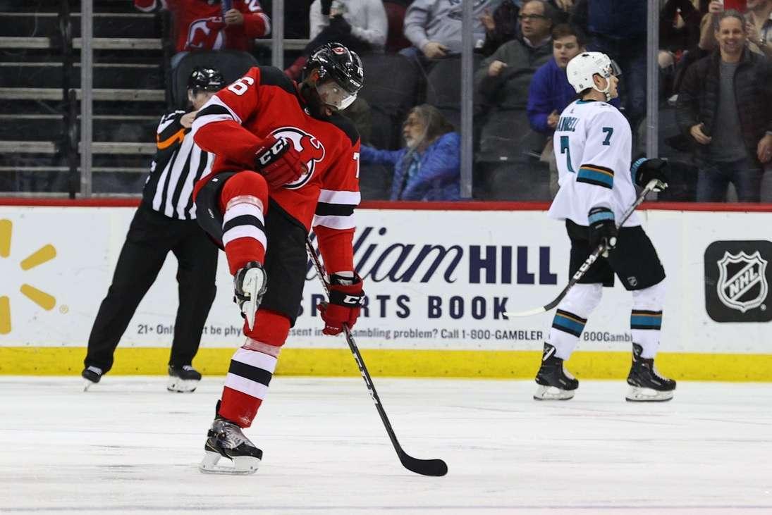 NJ Devils Odds