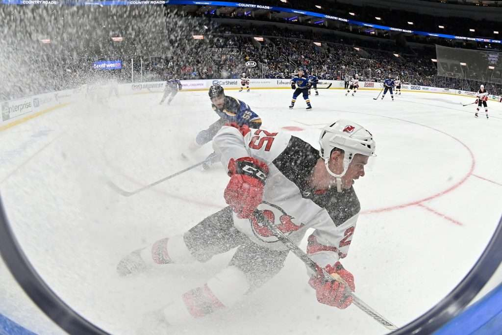 NJ Devils Betting Odds